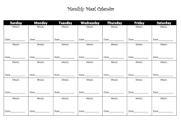 Excel Exercise Schedule Calendar Template Planner Word Free
