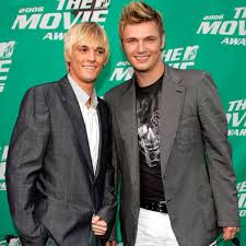 Welp, aaron carter 's chances of beating lamar odom next month ain't looking great. Nick Carter Seeks Restraining Order Against Aaron Over Violent Threats E Online