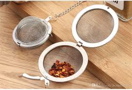 These stainless steel filter mesh screens are ideally suited for use in applications where you need high strength, chemical resistant filter mesh screen to filter through. 2021 Stainless Steel Tea Pot Infuser Sphere Locking Spice Tea Ball Strainer Mesh Infuser Tea Strainer Filter Infusor From Homeshops 0 51 Dhgate Com