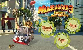 Small Picture Madagascar 3 Movie Storybook Android Apps on Google Play