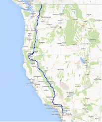 pct map  warrior expeditions