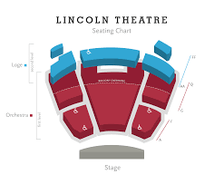 64 Comprehensive Shrine Theater Seating Chart