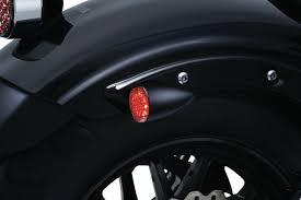 torpedo l e d lights custom taillights turn signals lighting pn 2509 torpedo lights run turn brake matte black