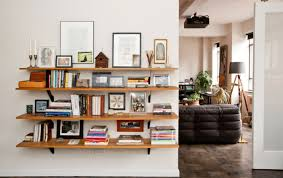 Living Room Bookshelf Decorating Bookshelf Decorating Ideas For Cool And Clutter Free Room Traba
