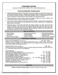 Best Med Tech Resume Images Entry Level Resume Templates