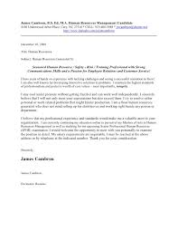 How To Put Salary Requirements In Cover Letter James Cambron Cover Letter 2010