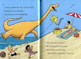 Danny And The Dinosaur Fiction Books Danny And The Dinosaur And The Sand Castle