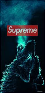 cool supreme backgrounds