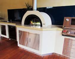 outdoor kitchens perth woodfired pizza ovens by city limits landscapes