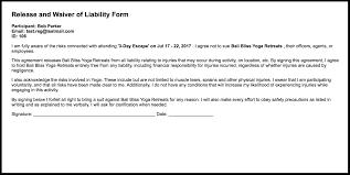 waver form pre populated waiver forms retreat booking guru help center