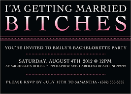 Free Printable Bachelorette Party Invitations Mult Igry Com