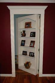 Bookcase How To Build A Hidden Bookshelf Door Minecraft Diy