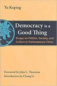 democracy is a good thing essays on politics society and democracy is a good thing essays on politics society and culture in contemporary