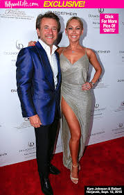 is shark tank guy dating dancing with the stars girl