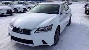 lexus 2014 white. Exellent White 2014 Ultra White Lexus GS 350 AWD F Sport Package Review On 0