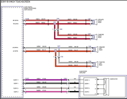 f sony amp wiring diagram image 2015 f350 super duty jl audio aftermarket stereo installation on 2013 f150 sony amp wiring diagram