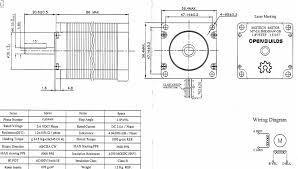 nema 23 stepper motor high torque series openbuilds part store 8 wire stepper motor color code at Nema 23 Stepper Motor Wiring Diagram