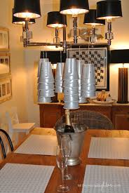 they ll laugh the ice breaker they ll ask you about it the conversation starter and voila your party has be meet the solo cup chandelier