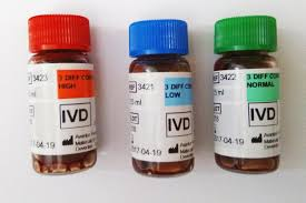 Кровь контрольная параметров низкие знач diff control  Гематологические контроли и калибраторы Кровь контрольная 12 параметров низкие знач 3