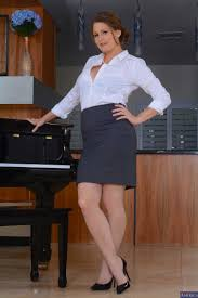 Allison Moore Is Fucking Her Piano Teacher MILF Fox