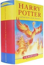 book 5 harry potter and the order