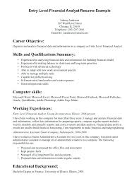 Marketing Resume Objective Statements Business Continuity Disaster