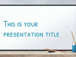 presentation template designs free powerpoint template or google slides theme with whiteboard