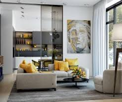 design of living rooms. 25 gorgeous yellow accent living rooms gray room ideas modern design of