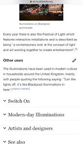 The Other Uses Thread On Blackpool Illuminations Wiki Is So True