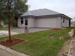 Monument Colorbond Roof With Dune Fascia House Colours - House exterior colours
