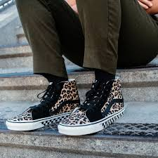 Design Your Own Vans Take A Walk On The Wild Side Design Your Own Pair Of Vans