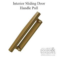 sliding door handle hardware. Pella Sliding Door Handle Interior Pull - Roman Bronze Hardware