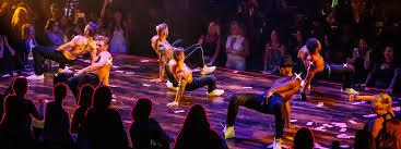 Living Under Vegas Magic Mike Las Vegas Show Review Feminist Messaging
