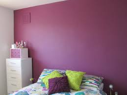 Purple Feature Wall Bedroom Bathroom Awesome Floor Tile Ideas Composition Glamorous Cool