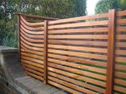 Metal Fence Posts For Wood Fence Custom Wood W Steel Posts Use Chain