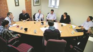 the business of farming round table discussion getting more people into agriculture fginsight com news farmers guardian