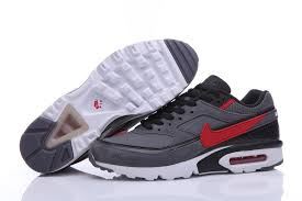nike running shoes for men black and red. 819523-067 air max bw premium mens nike running shoes dark grey/red for men black and red
