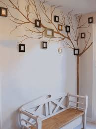 diy idea picture frame family tree