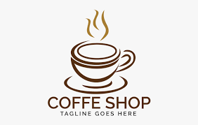 This cover has been designed using resources from flaticon.com. Coffee Shop Logo Design Logo For Coffe Shop Hd Png Download Kindpng