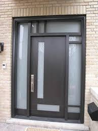 modern front door. Amazing Modern Entry Doors With Sidelights Best Front Door Ideas On Pinterest W