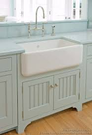 traditional blue kitchen cabinets 05 crown point com kitchen