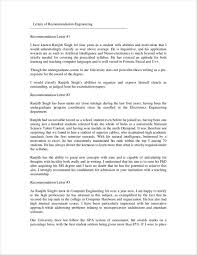 Recommendation Letter For Grad School How To Write A Recommendation Letter For Graduate School