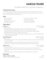 What Is Needed For A Modern Resume View 30 Samples Of Resumes By Industry Experience Level