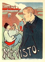Vintage Poster for Mevisto. Henry Gabriel Ibels (1867-1936) op ...