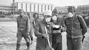 Среди ликвидаторов Чернобыльской катастрофы было много днепрян. Новости  Днепра