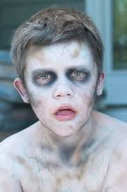 easy zombie makeup effects 11 zombiebeachparty 4297 originally uploaded by kadath