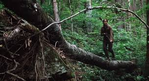image katniss hunting in the woods png the hunger games wiki  file katniss hunting in the woods png