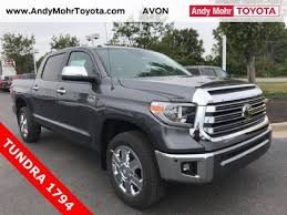2018 toyota 1794 tundra.  1794 new 2018 toyota tundra 1794 4d crewmax near indianapolis t18024  andy mohr in toyota tundra
