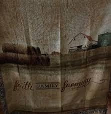 faith family farming afghan