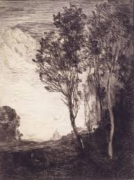 file brooklyn museum souvenir of italy jean baptiste camille corot